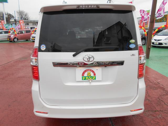 トヨタ ノア S Gエディション