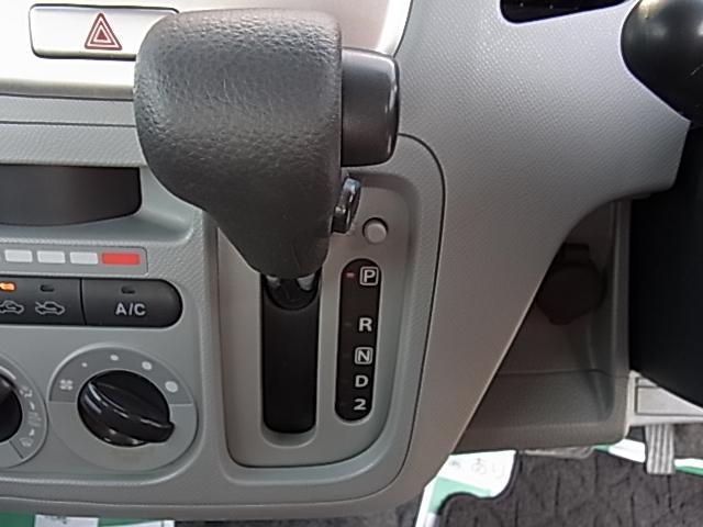 マツダ AZワゴン XF 社外アルミ キーレス ドアバイザー