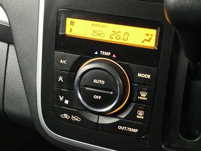車内快適オートエアコン装備です。
