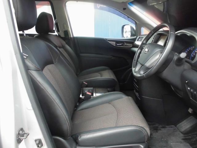 日産 エルグランド 350ハイウェイスター  4WD