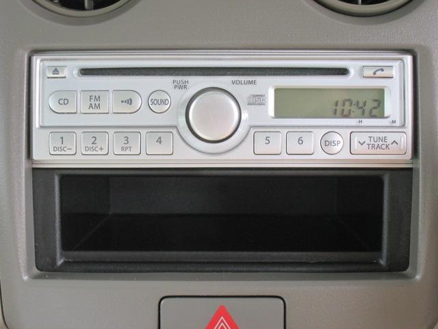 純正のAM・FM・CDステレオです、格安のナビゲーションは相談いたします