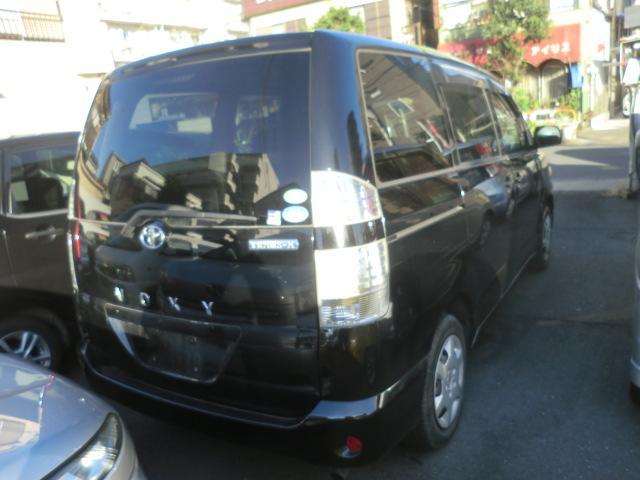トヨタ ヴォクシー トランス-X ナビ バックカメラ ETC