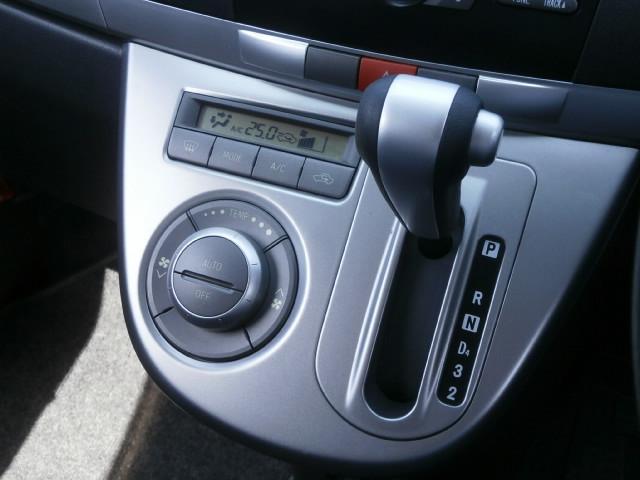 温度調節のみで一年中快適な室内温度にしてくれるフルオートエアコンを装備!フリーダイヤル0120−50−1190