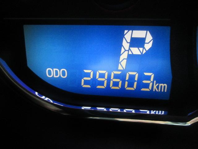 【走行距離】走行距離計の画像です。※撮影時の実走距離です。