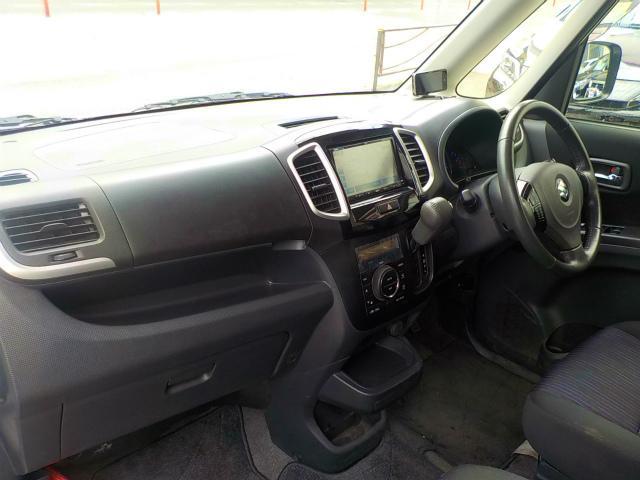 スズキ ソリオバンディット SD地デジ両側自動ドア専用キーフリー専用エアロスタイル1オナ