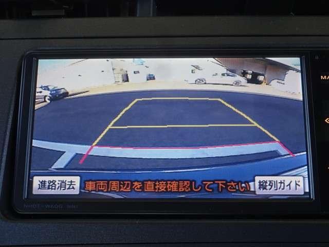 トヨタ プリウス 1.8 G 純正HDDナビ Rカメラ ETC ワンオーナー