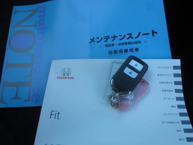 ホンダ フィット 13G・Fパッケージ メモリーナビ 元レンタカー Rカメラ ET
