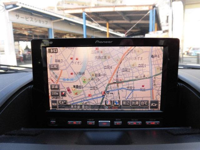 マツダ アクセラスポーツ 2.3 23S HDDナビ バックカメラ ETC 横滑り防止