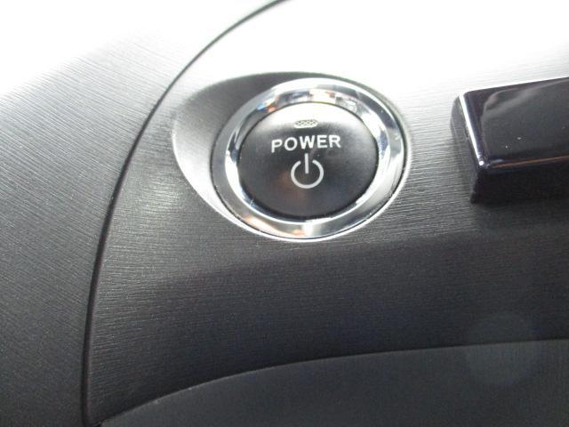 プッシュ式エンジンスターターです!スマートキーが近くにある時にボタンを押せばエンジン始動できますよ!