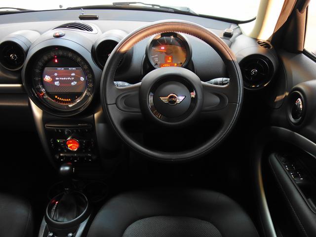 MINI MINI クーパーD クロスオーバー 全国2年保証 弊社デモカー