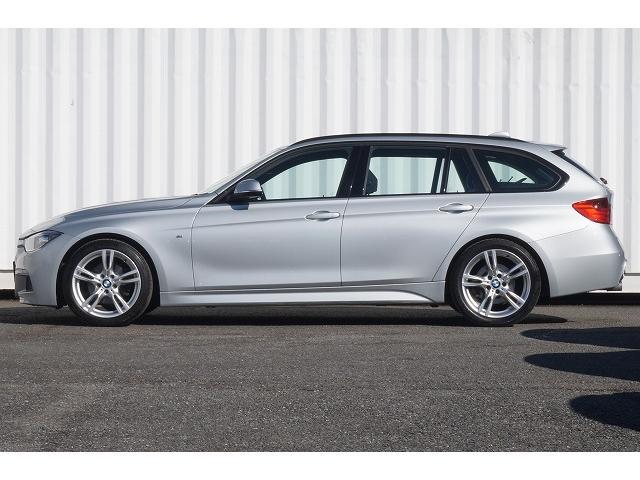 BMW BMW 320ツーリングMスポーツ1オナ禁煙Dアシスト純正ナビSOS