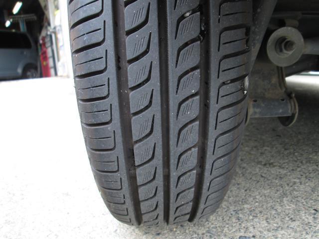 タイヤの溝も全く問題ありません♪