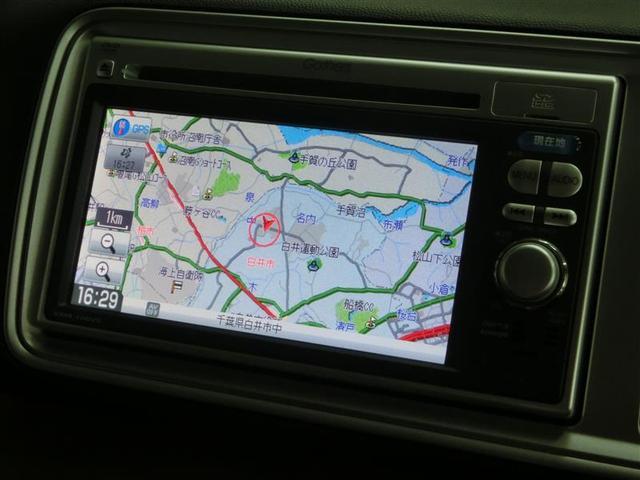 ナビゲーションが付いておりますので、ロングドライブなどで知らない所に出かけても安心です