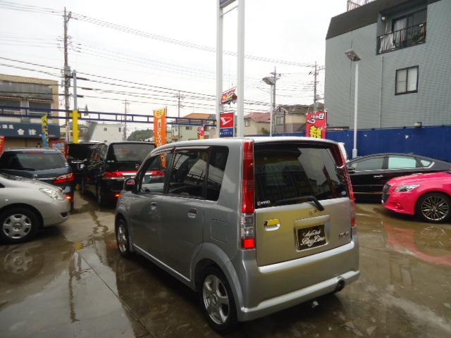 車輌販売以外にも普段のメンテナンス 車検 鈑金 保険 カーケアまで全てこなせるお店です。