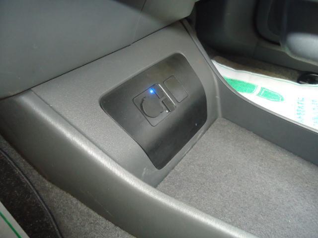 USBポート装備しています。