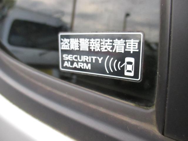 盗難警報まで装備!うれしいですね!