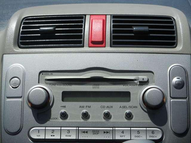 純正CDチュウーナー搭載車両♪♪♪お好きな音楽・ラジオを聴きながら快適なドライブをお楽しみ下さい♪♪♪
