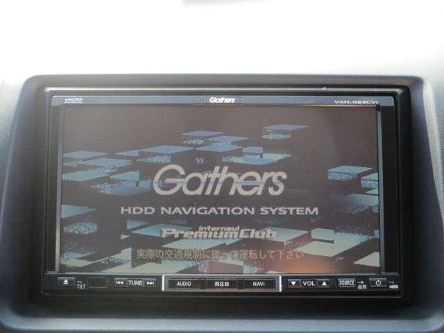 ホンダ シビックハイブリッド MX ワンオーナー HDDナビ ワンセグ AW