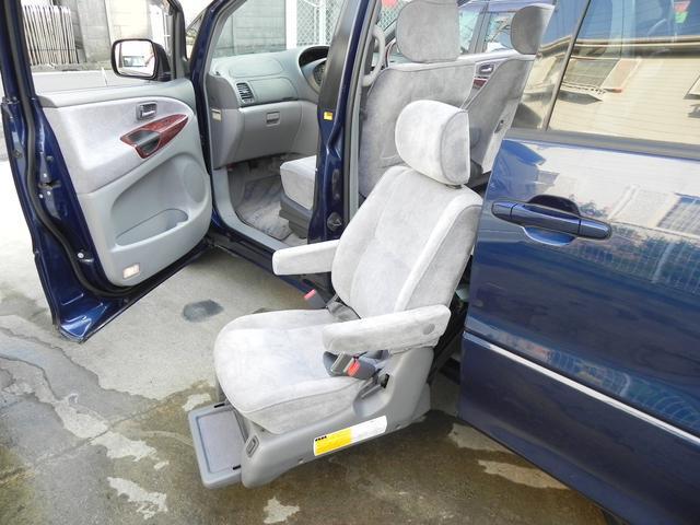 電動スライドUPシート!かなり低い位置まで下がるので、乗り降りが楽です!専用ベルト付き!荷室に車イス固定ベルト付きです!無事故・実走行車!他、福祉車両ございます!