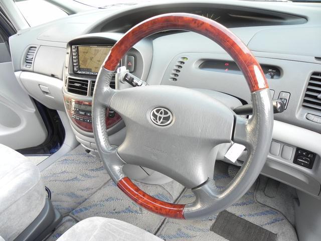 ウッドコンビハンドル!ウッドパネル付きで高級感がございます!上級グレードG!運転席・助手席・リアシートにひじ掛け付です!HIDライト付です!ETC付です!