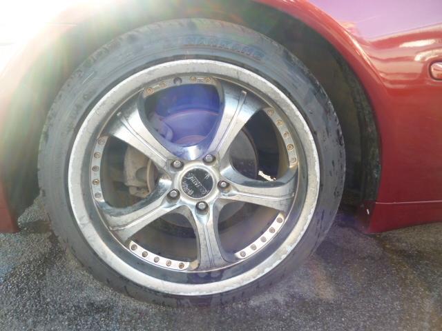 日産 セドリック 300LV VIP 社外アルミ ローダウン マフラー