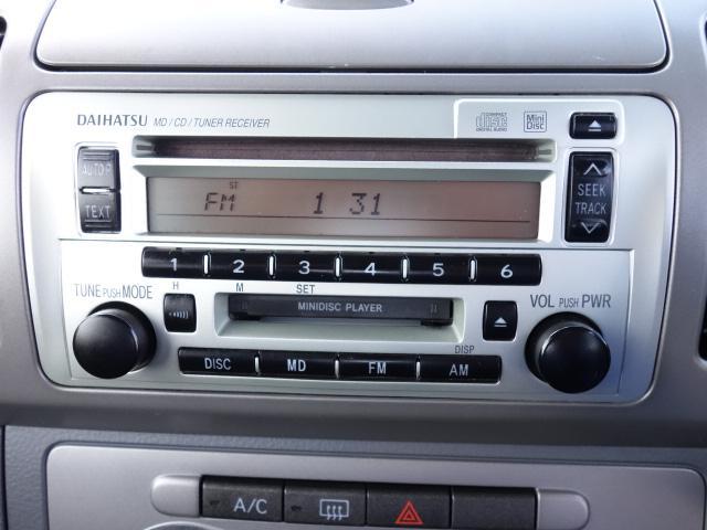 ダイハツ タント カスタムX CD MD HID アルミ キーレス 電動ミラー