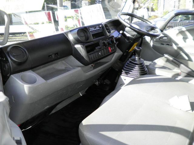 日野 デュトロ 全低床強化ダンプ 2トン積載 ディーゼルターボ 新免許対応