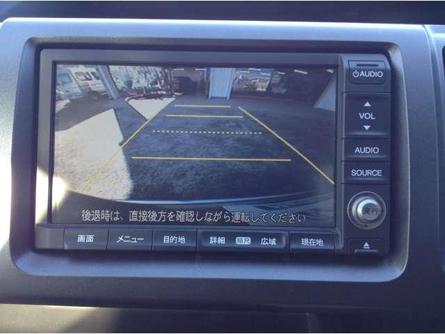 ホンダ ステップワゴンスパーダ S HDDナビ リアカメラ