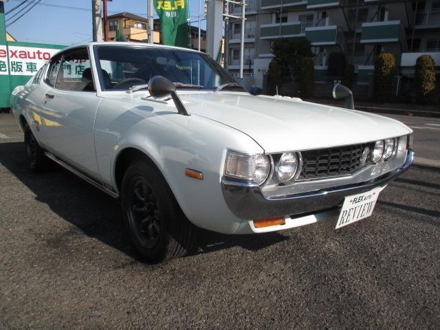 トヨタ セリカ LB 1600GT 2T-G SOLEX ノーマル車