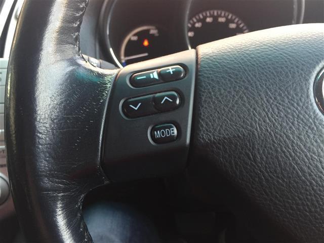トヨタ ハリアーハイブリッド プレミアム Sパッケージ 純正HDDナビ 革シート