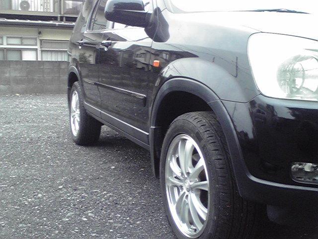 ホンダ CR-V パフォーマiL 4WD Dパッケージ HID