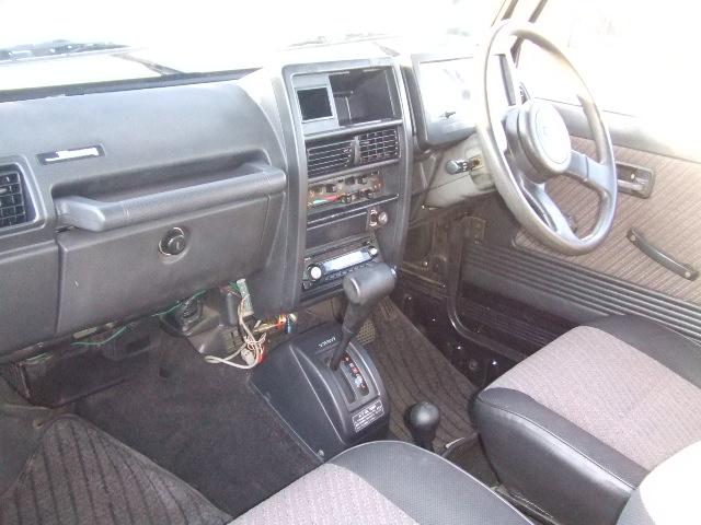 スズキ ジムニー EC パノラミックルーフ 4WDターボ
