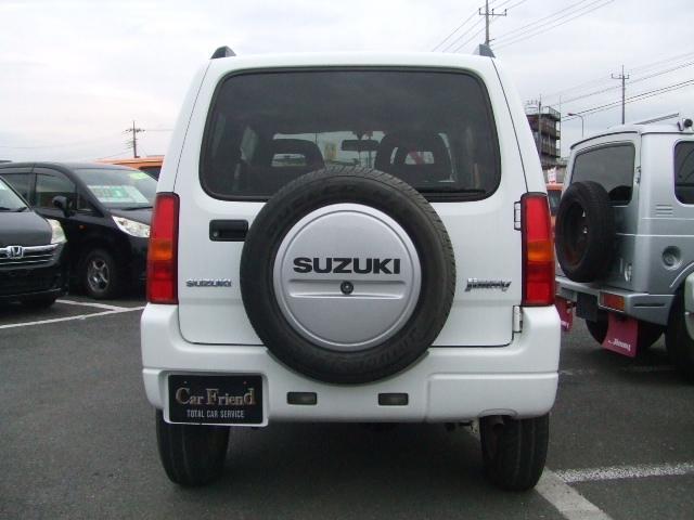 スズキ ジムニー XC 4WDターボ