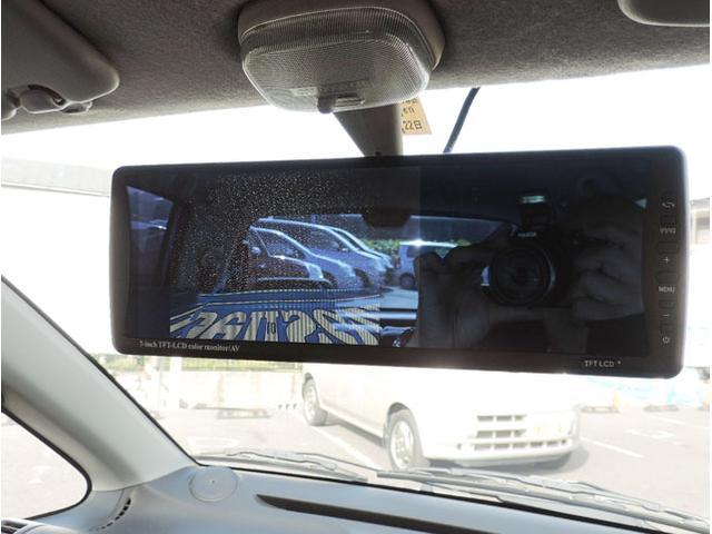 ルームミラーはバックカメラが付いてます!! とても便利で嬉しいオマケ付きですよ~♪  お得で嬉しい車検付き!! 平成29年7月22日まで♪ すぐにお乗り頂けますよ~