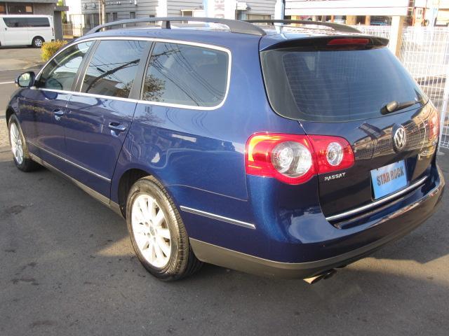 フォルクスワーゲン VW パサートヴァリアント 2.0