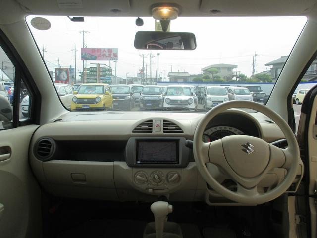 視界が広く、運転しやすい!!