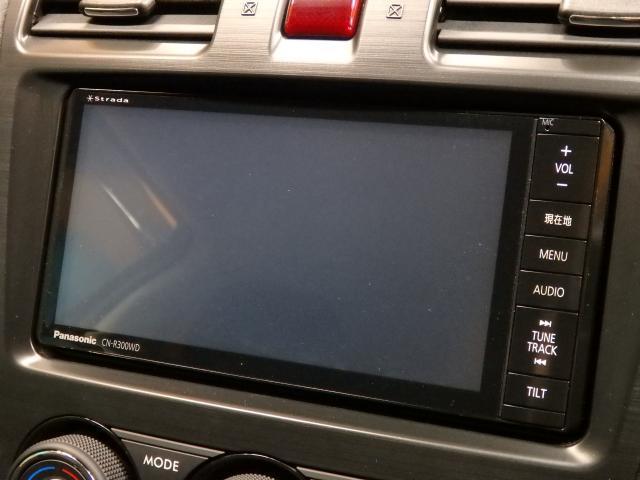 スバル フォレスター 2.0XT アイサイト ワンオーナー STiエアロ SDナビ