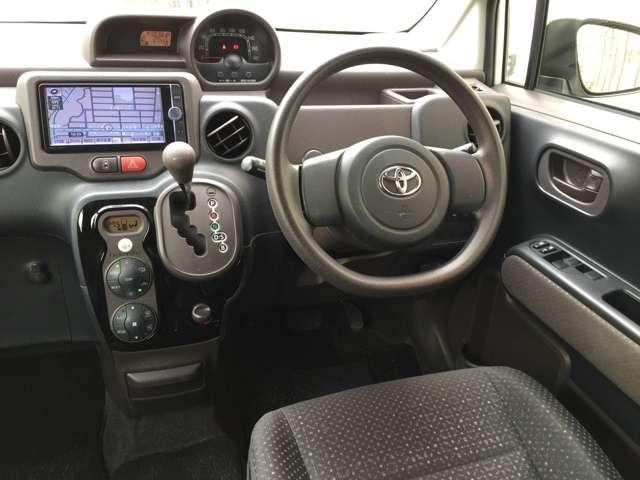トヨタ スペイド F 片側電動スライドドア メモリーナビフルセグ バックカメラ