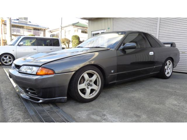 日産 スカイライン GTS-tタイプM-GTR仕様