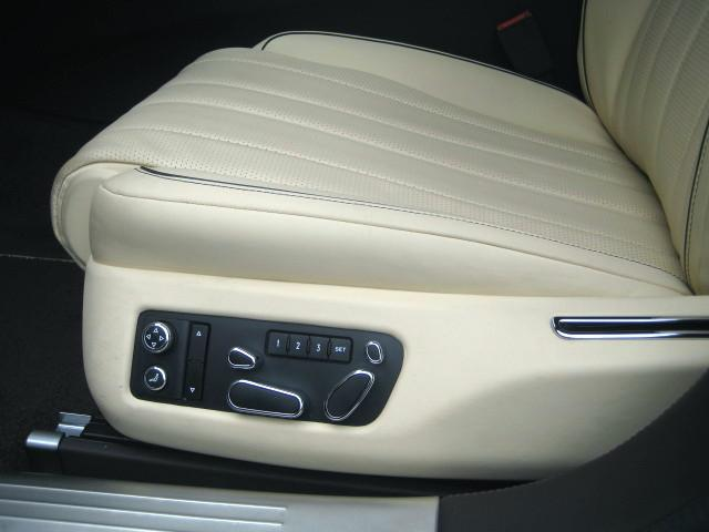 フロント リア 電動レザーシート シートヒーター ベンチレーション