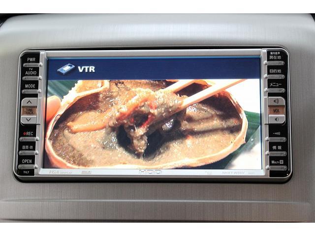 トヨタ アルファードV AS リミテッド HDDナビ 地デジ DVD 両側パワスラ