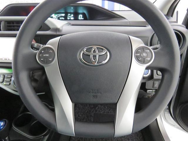 トヨタ アクア S ワンオーナー 記録簿 スマートキー バックカメラ ETC