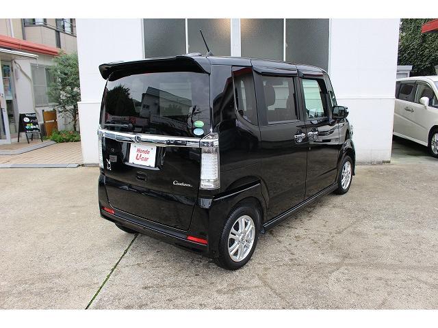 乗る人だけでなく、歩行者や相手の車に与えるダメージも軽減☆衝突安全設計ボディ『G−CON』