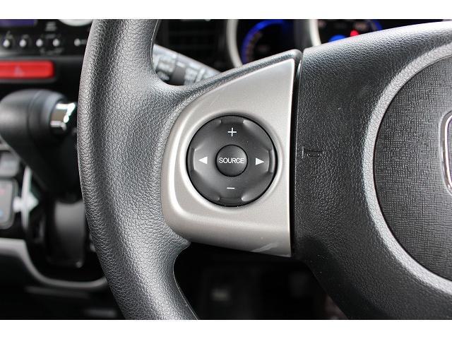ハンドルから手を放さずにオーディオ操作可能☆照明付オーディオリモートコントロールスイッチ