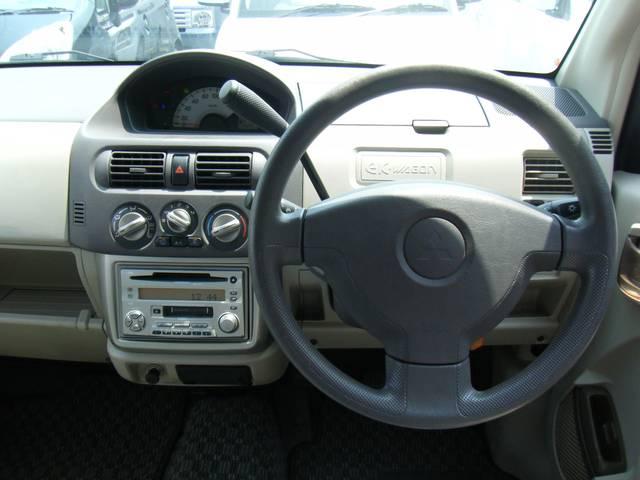 三菱 eKワゴン G660 キーレスエントリ CDカセット