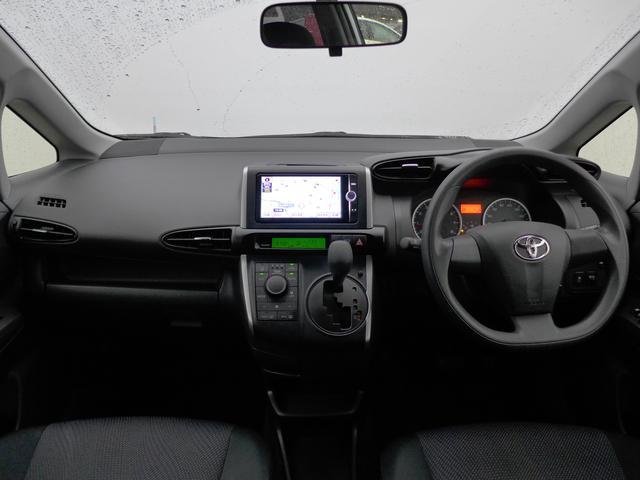 トヨタ ウィッシュ 1.8X T-Value フルセグSDナビ ワンオーナー