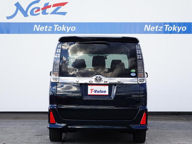 トヨタ ヴォクシー ZS T-Value フルセグSDナビ ETC ワンオーナー