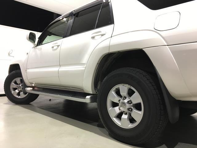 トヨタ ハイラックスサーフ SSR-X 2WD 純正HDDナビ キーレス