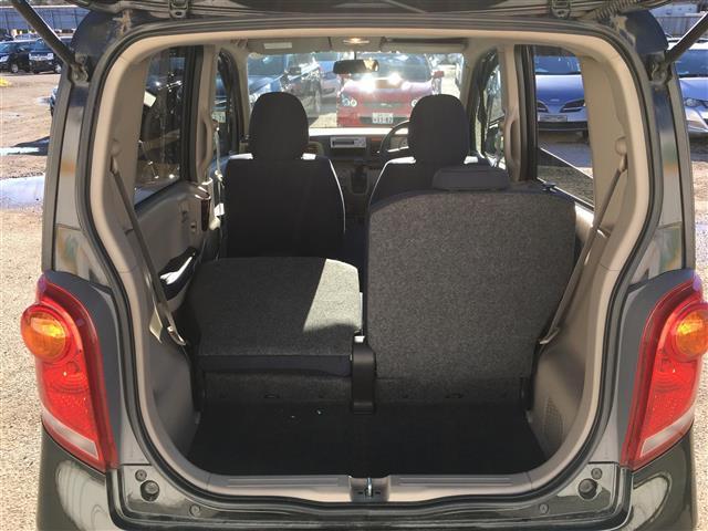 ホンダ ライフ G 4WD ベンチシート キーレス