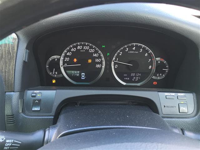 トヨタ クラウンマジェスタ Cタイプ ラストセール HDDマルチ ETC 全席電動シート